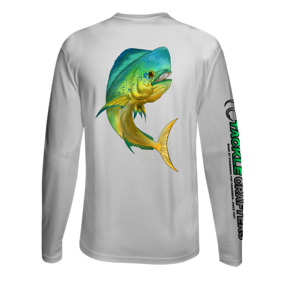 fishing brands clothing mahi performance shirt tackle