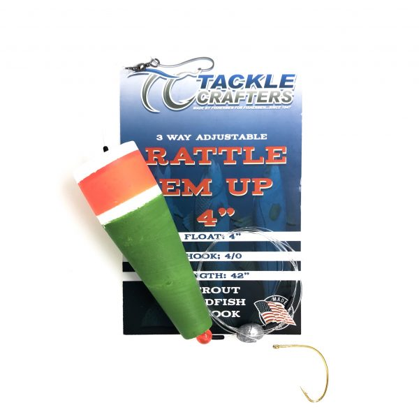 Rattle 'Em Up 4″