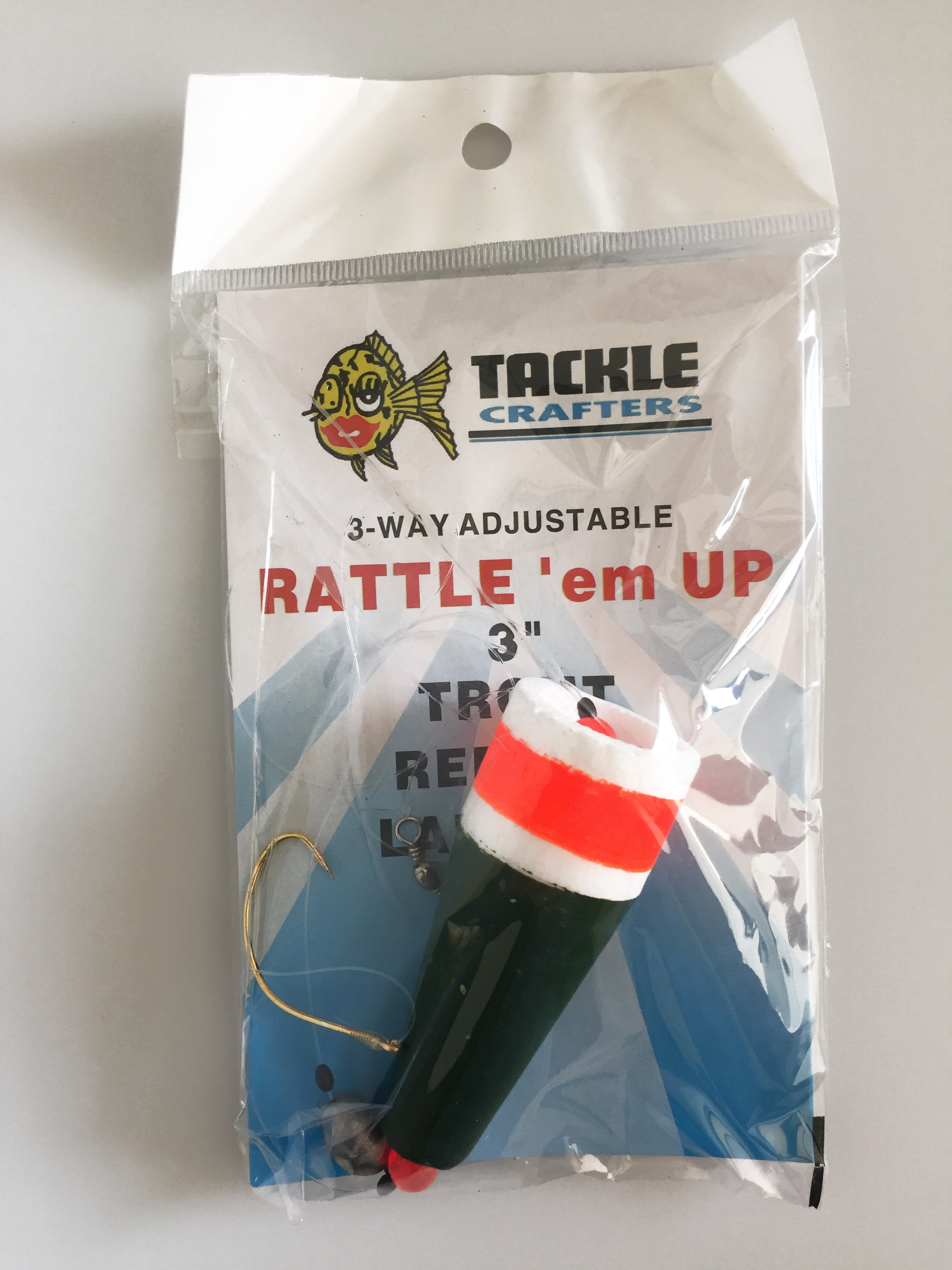 Rattle Em Up tackle rig and the best saltwater fishing apparel brands