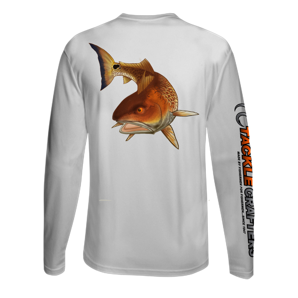 Offshore fishing t shorts and other mens fishing shirts and mens fishing hats.
