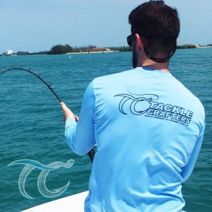 Fishing brands apparel from Tackle Crafters