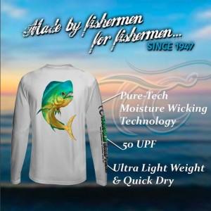 Fishing brands clothing benefits